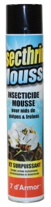 INSECTHRINE MOUSSE