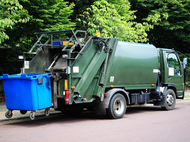 Treatment of domestic wastes